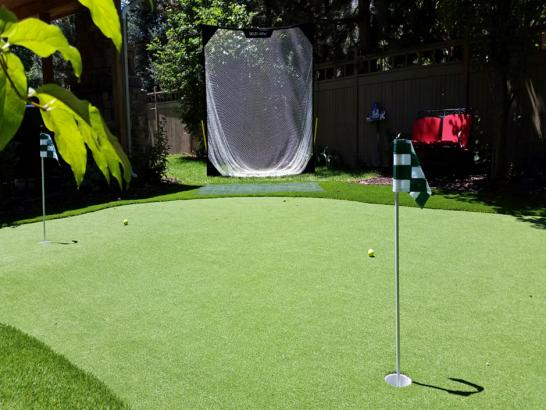 Golf Putting Greens East Gaffney South Carolina Fake Turf artificial grass