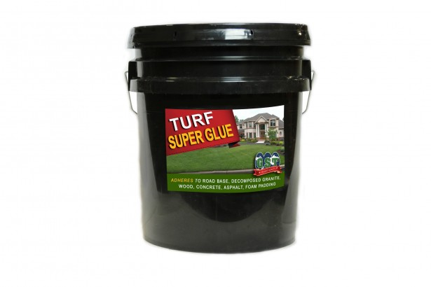 Turf Super Glue 5 Gallons artificial grass installation