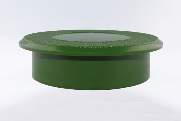 Golf Hole Cup Cover for Putting Green Cups artificial grass installation