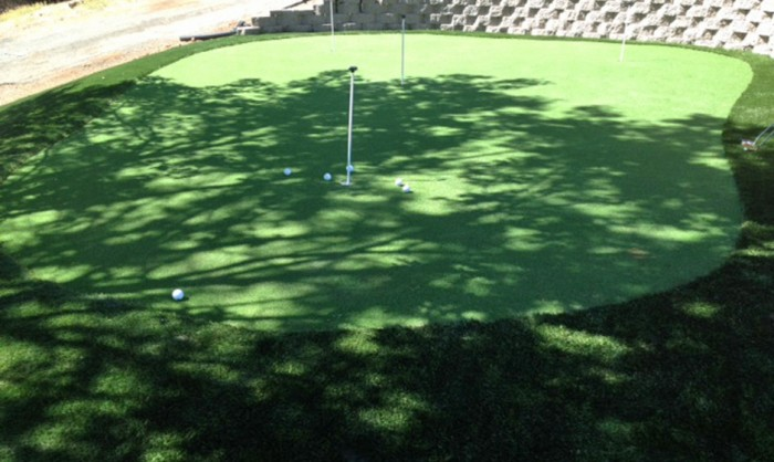 Putting Greens, Artificial Golf Putting Green in Charlotte